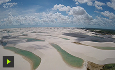 The lençóis maranhenses are a big challenge even for those who have their fit up to date. Karol shows once again it's possible to do everyting she's ...